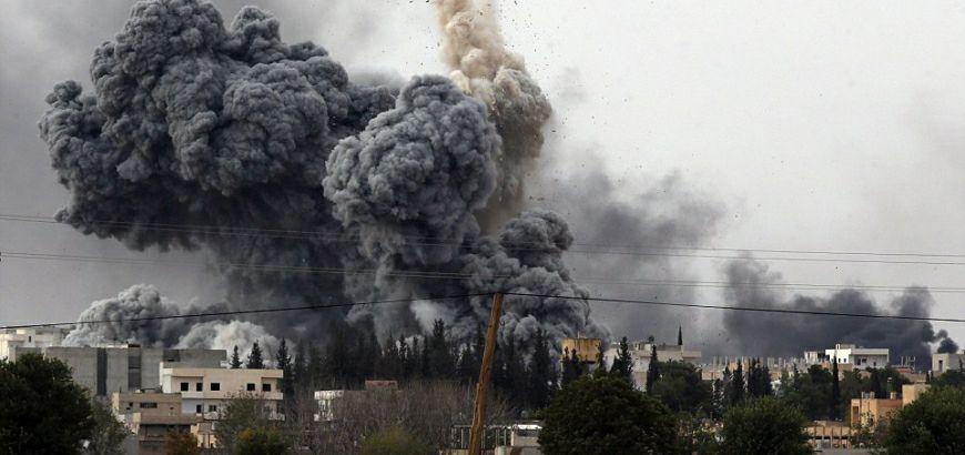 """رداً على """"مجزرة الشياح"""": المعارضة تقصف مقر عمليات النظام بمدينة درعا"""