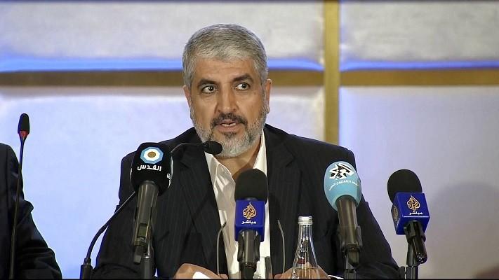لأول مرة: حماس تعلن تأييدها إقامة دولة فلسطينية على حدود 1967 ونأيها عن الإخوان
