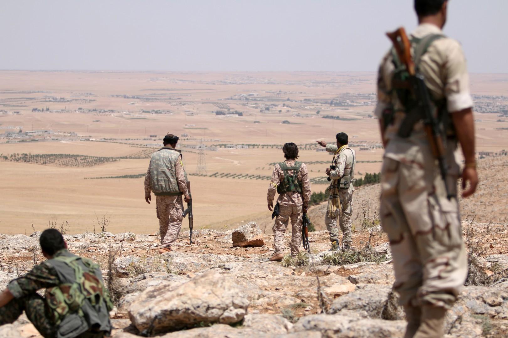 سوريا الديمقراطية تنفي وقوع اجتماع أمريكي سعودي في القامشلي لبحث نفط المنطقة