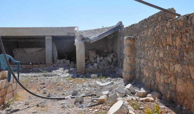 الوحدات: نيران الجيش التركي ودرع الفرات قتلت شخصين بتل رفعت.. ورددنا على مصدرها
