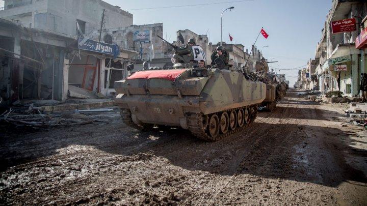 """قسد تعلن """"مقتل 13 تركياً"""" خلال صد هجوم على مواقعها قرب عفرين"""