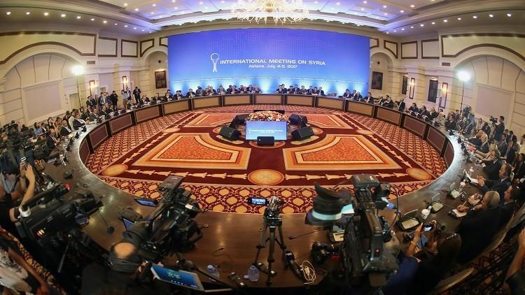 إنطلاق أستانا 6 لرسم حدود مناطق خفض التصعيد في سوريا