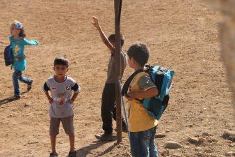 كيف هو الوضع التعليمي في ريفي حمص وحماة بعد اتفاقيه تخفيف التصعيد