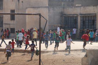 بداية العام الدراسي الجديد في محافظة درعا