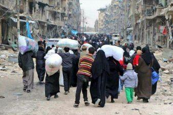 لا حسبة نسائية ولا مخالفات شرعية.. كيف انقلبت معاملة داعش للسكان في دير الزور؟