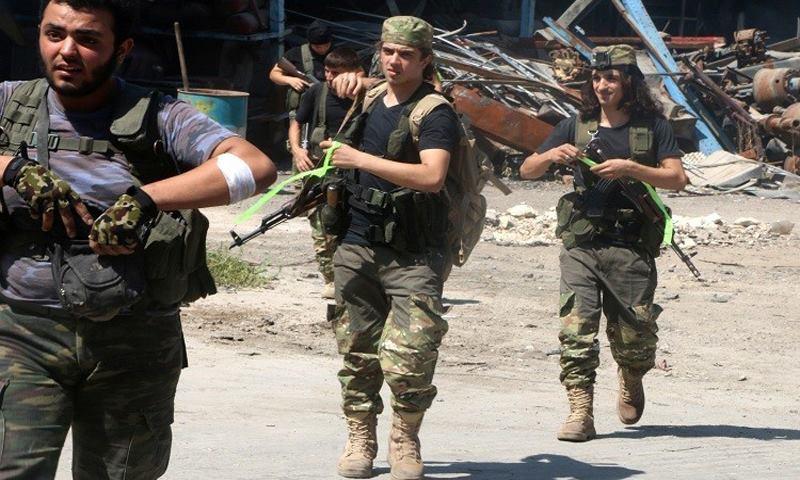 اتفاق يقضي بإنهاء الخلاف بين الجبهة الشامية وفرقة السلطان مراد شمال حلب