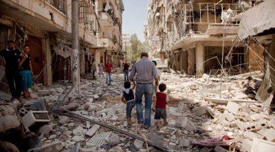فورين أفيرز: على الدول الغربية ألا تشارك في إعادة إعمار سوريا