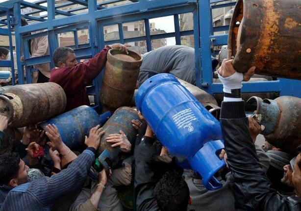 وزارة النفط في حكومة النظام تعتزم تصنيع نموذج جديد من إسطوانات الغاز