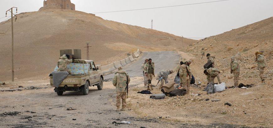 قوات النظام تسيطر على خمس قرى شرقي حماة بعد مواجهات مع تحرير الشام