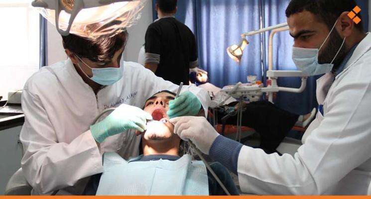 """أطباء الأسنان بدمشق: """"400% نسبة ارتفاع عمليات تجميل الأسنان في سوريا"""""""