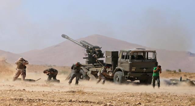 حماة: قوات النظام تسيطر على قرية وتلة بالريف الشرقي.. و25 قتيلا وجريحا في صفوفها