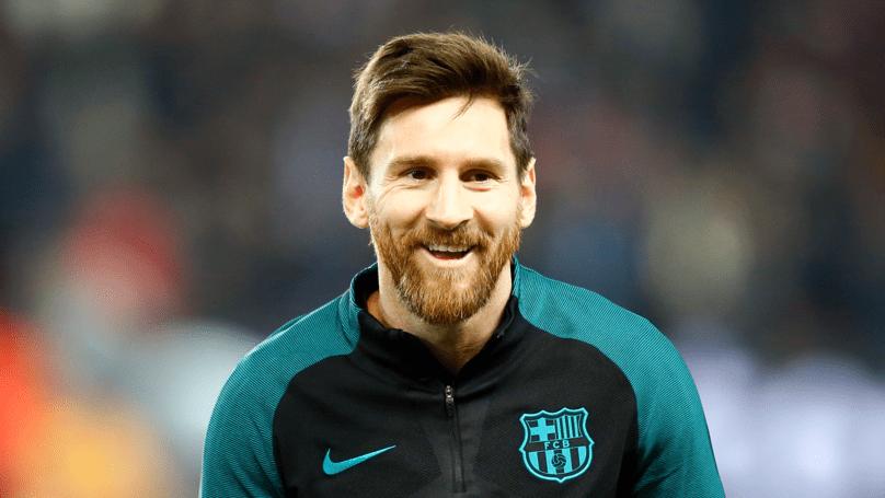 ميسي يتقاضى 4 الاف يورو بالساعة بموجب عقده الجديد مع برشلونة