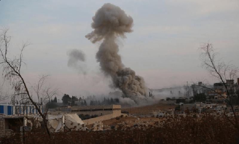 حماة: داعش تتقدم على حساب تحرير الشام شرقاً وتنتزع منها قريتين