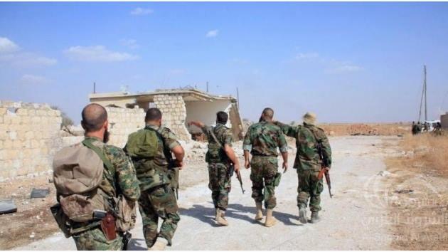 حماة: مواجهات بين تحرير الشام والنظام على عدة محاور.. والأخير يسيطر على تلتين