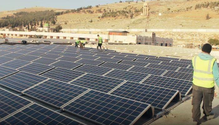 درعا: تشغيل محطة بئر الخشابي لجر المياه إلى أحياء سيطرة المعارضة
