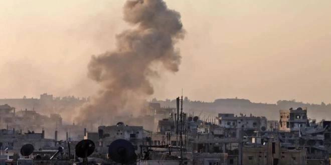 حماة: انفجار لغم يوقع قتلى للنظام قرب المشيرفة.. وخروج المصدر الوحيد للمياه في اللطامنة عن الخدمة