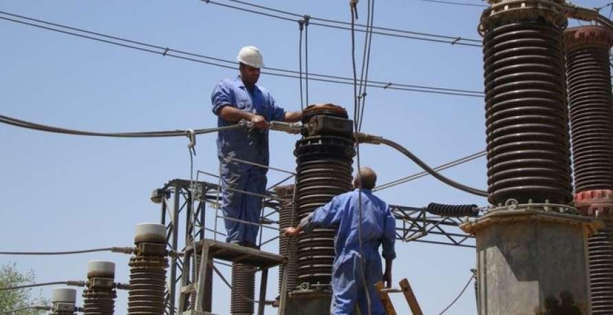 النظام السوري والعراق يتفقان على تبادل الطاقة الكهربائية في أوقات الذروة