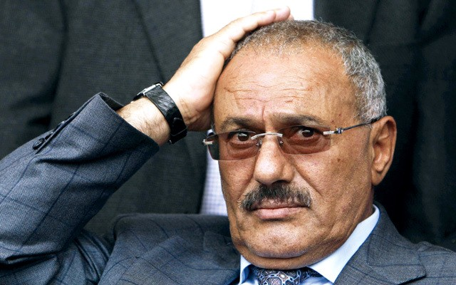"""مقتل علي عبد الله صالح """"برصاصة في الرأس"""" خلال مواجهات مع الحوثيين في صنعاء"""