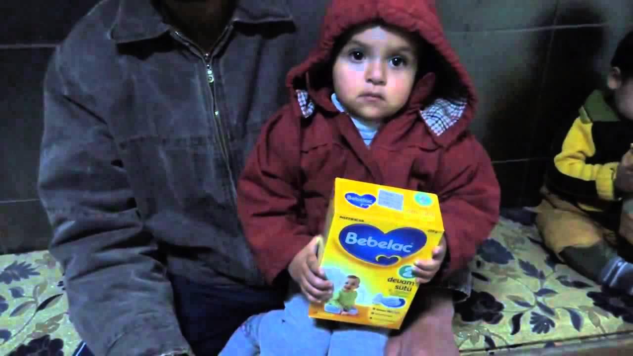 ارتفاع أسعار حليب الأطفال مع ندرة وجوده في الغوطة المحاصرة