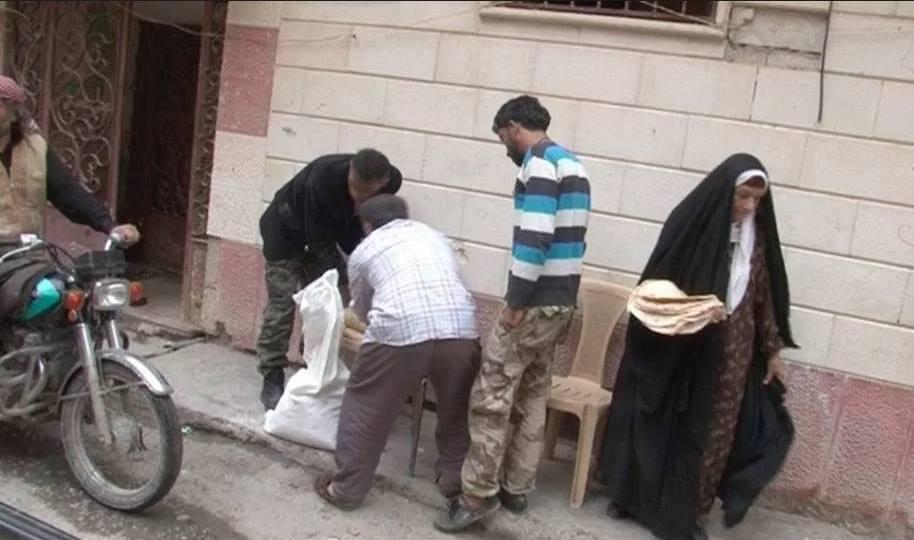 دير الزور لا تزال تعاني إنسانياً بعد سيطرة جيش النظام
