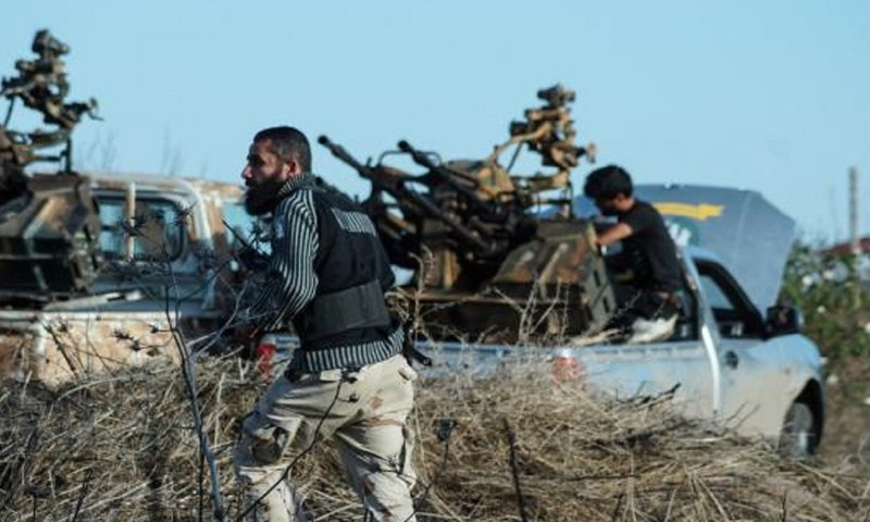 """درعا: المعارضة تعلن مقتل وأسر عدد من عناصر حزب الله """"حاولوا التسلل لبصرى الشام"""""""