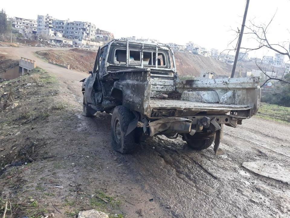 عبوات ناسفة من جديد في درعا .. والمعارضة تتهم النظام وداعش