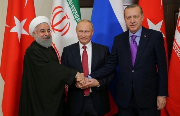 روسيا وإيران وتركيا تحضر لقمّة في اسطنبول بشأن سوريا
