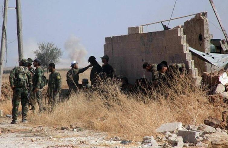 حماة: المعارضة تحبط محاولة تسلل للنظام باتجاه عيدون.. وقتلى وجرحى للطرفين