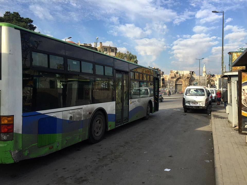 بالتزامن مع قصف النظام للغوطة الشرقية.. دمشق تعيش حالة أشبه بحظر التجوال