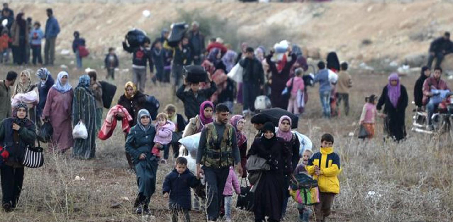 اتفاقيات التهجير وصعود سوريا إلى الهاوية