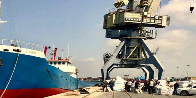 حكومة النظام تعلن عن بدء تصدير المنتجات السورية إلى ليبيا