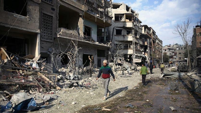 هدنة مؤقتة في الغوطة الشرقية.. وتحضير لمفاوضات بين الفصائل وروسيا بإشراف الأمم المتحدة