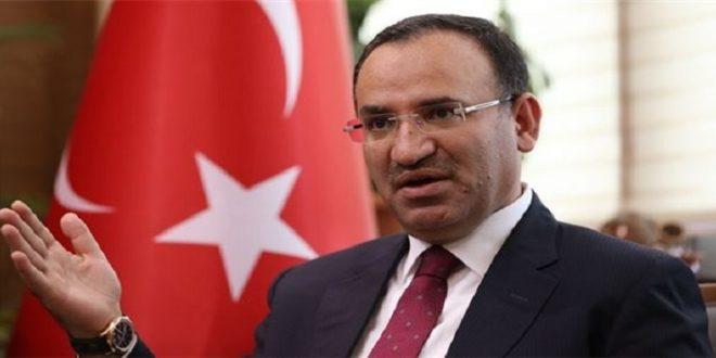 """تركيا تتعهد بـ""""صيانة البنى التحتية وتأمين المواد الغذائية والخدمات الصحية"""" للأهالي في عفرين"""