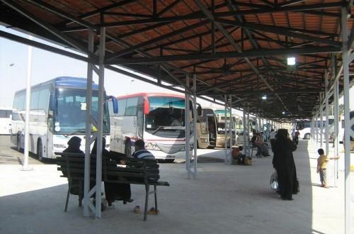"""جيش النظام يستخدم """"البولمانات"""" ويسبب أزمة مواصلات وبخاصة من وإلى دمشق"""