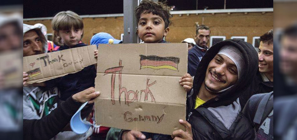 سوريون في ألمانيا.. رواتب لاجئين وضرائب مواطنين