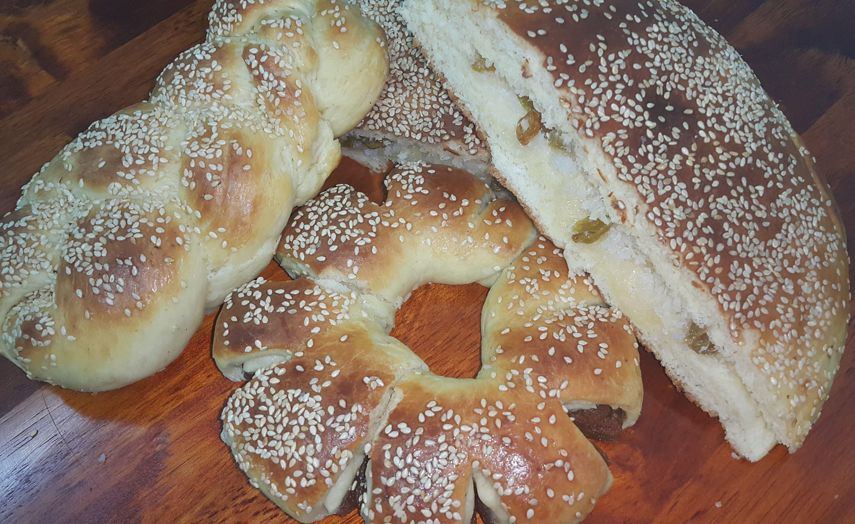ما هو خبز رمضان الدمشقي وسبب تسميته بالمعروك؟