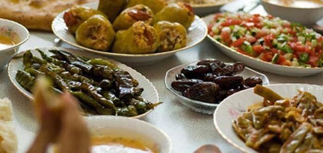تكاليف تحضير أشهر 10 أطباق رمضانية سورية