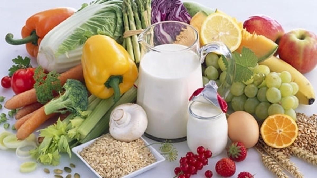 أفضل أصناف الطعام الصحي في شهر رمضان