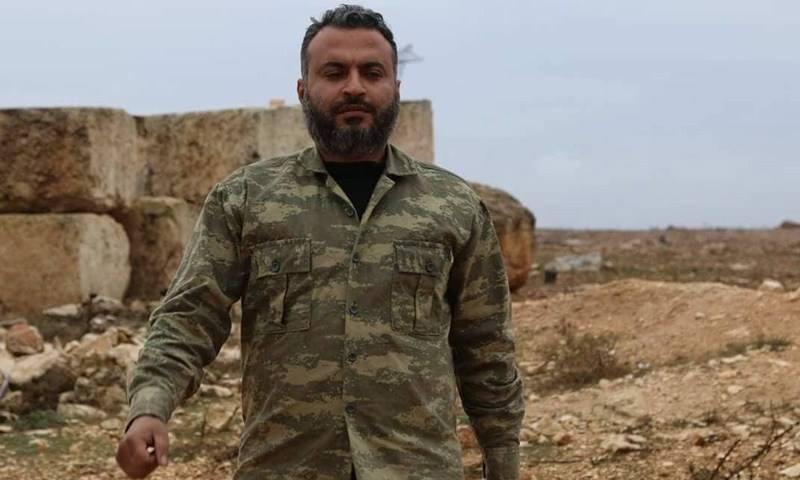 اغتيال قيادي في الجبهة الشامية بعفرين شمالي حلب