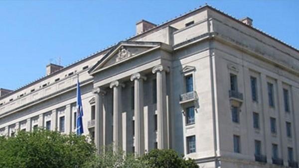 وزارة العدل الأمريكية تتهم شخصيات سورية وروسية بانتهاك عقوباتها المفروضة على النظام