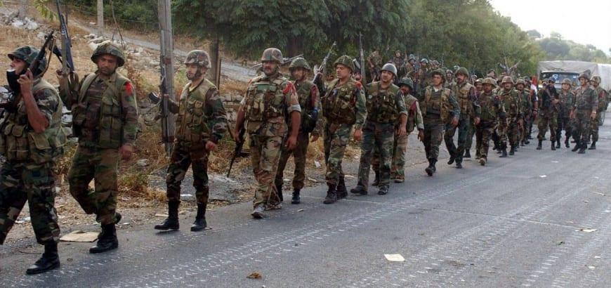قوائم احتياط جيش النظام الجديدة تتسبب ببطالة أكثر من مئتي شاب في الغوطة الغربية