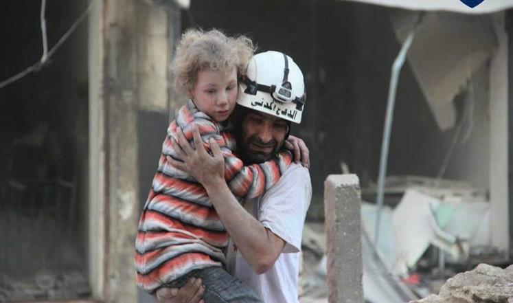 """بشار الأسد يتعهد بـ """"تصفية"""" عناصر الخوذ البيضاء"""