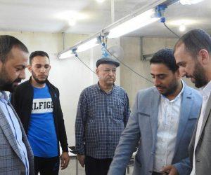 بهدف الاستثمار.. تجار أتراك يزورون مدينة إعزاز في سوريا
