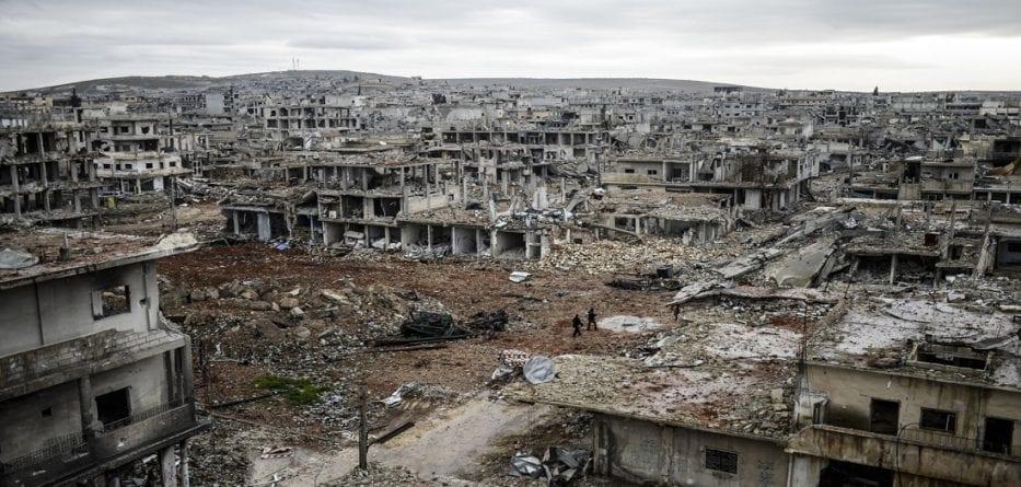 إسكوا: كلفة الدمار في سوريا تقدر بنحو 388 مليار دولار