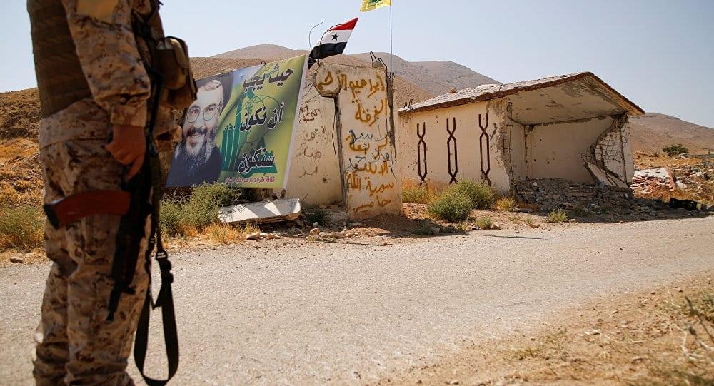 غارات جوية عنيفة على تجمع لحزب الله في دير الزور.. ومقتل وجرح العشرات من عناصره