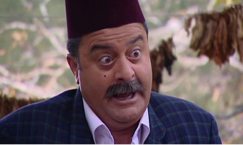 الممثل بشار اسماعيل يهاجم نقيب الفنانين في سوريا ويتهمه بالفساد