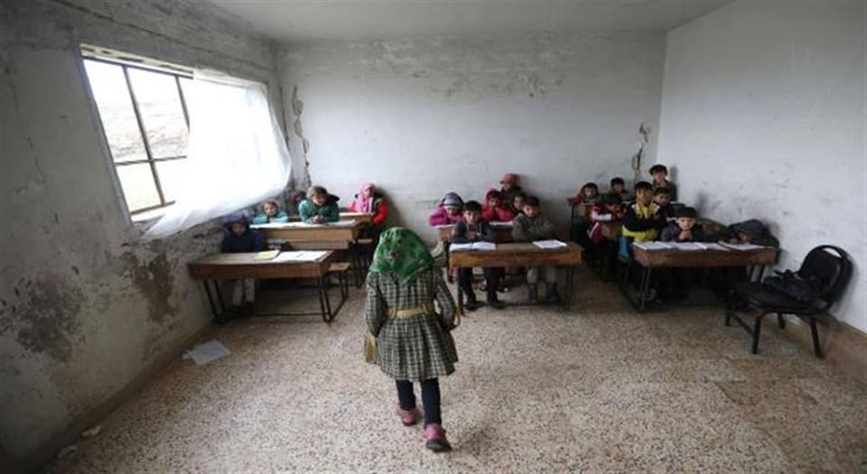 التعليم في حماة بخطر: مدارس مهددة بالإغلاق لانعدام الدعم