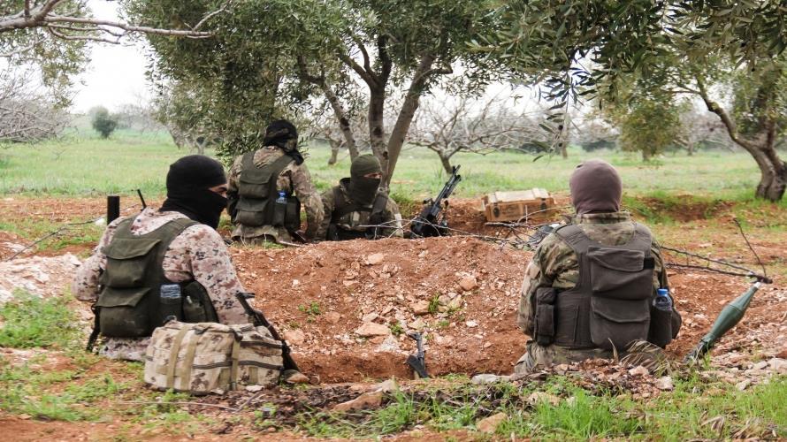 """تحرير الشام تعلن عن مكافأةٍ لمن """"لم ينسحبوا"""" وتصدر بياناً بهذا الخصوص"""