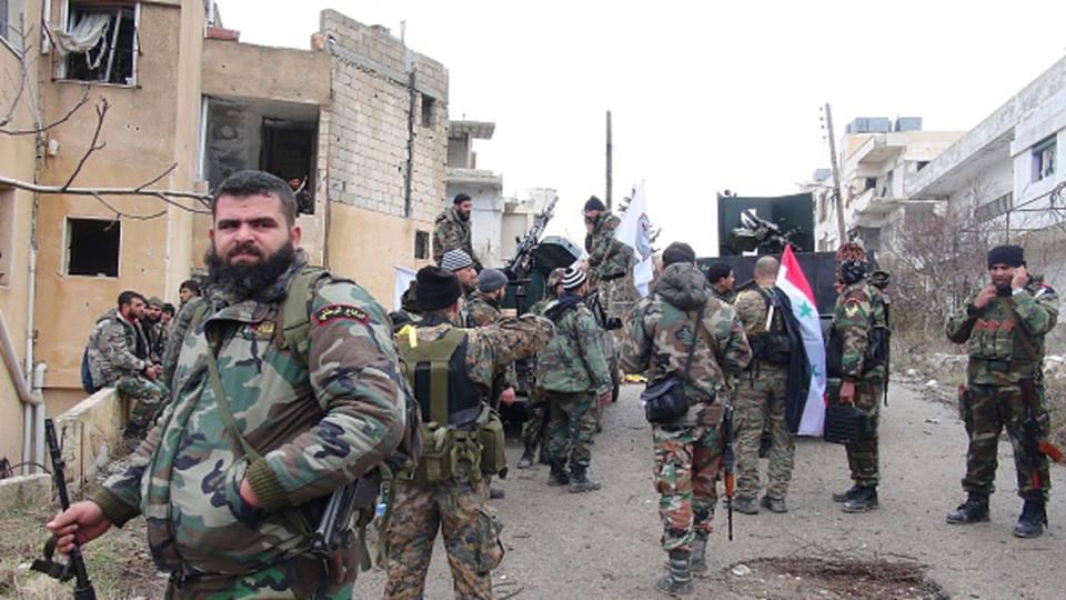 """الغوطة أصحبت """"شبه خالية من الشبان"""": حملة أمنية واعتقالات.. وقوائم مطلوبين تضم الآلاف"""
