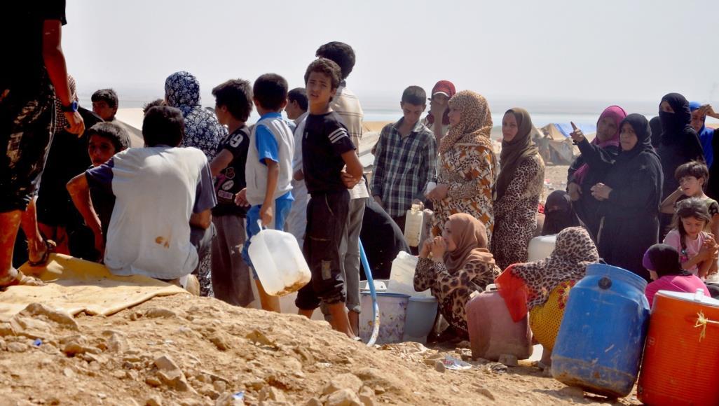 الأمم المتحدة: 70% من السوريين لا يحصلون على مياه صالحة للشرب